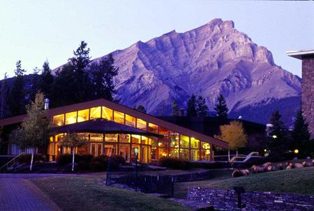 Heading to BANFF Centre for the Arts and Creativity